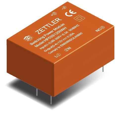 SMPS Zettler Magnetics