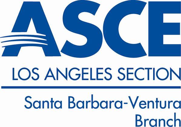 ASCE Santa Barbara/Ventura Logo