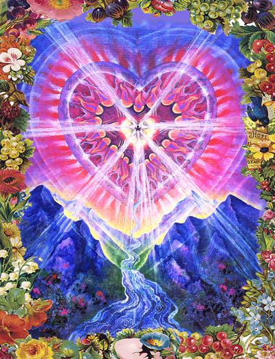 Cosmic Heart by Willow Arlenea_ www.MysticLifeDesign.com