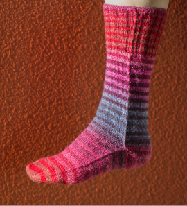 Uneek Striped Socks