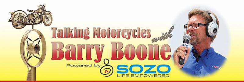 Talking Motorcycles welcome the Harley-Davidson Motor Company as a premier sponsor!