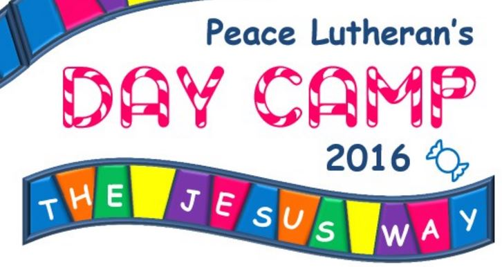 Peace Lutheran Day Camp 2016