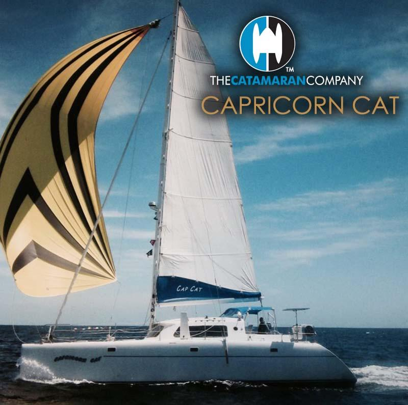West Coast Feature - Capricorn Cat