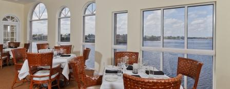 Bayside Private Dining Room