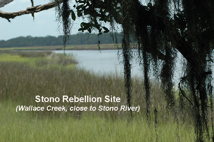 define stono rebellion