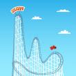 stock market coaster