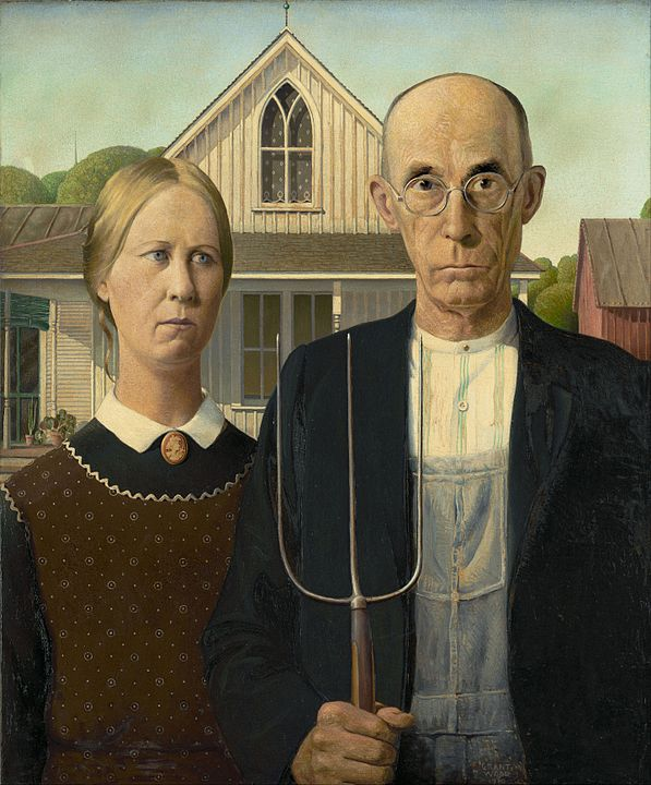 August Media and Arts Domain Newsletter: Grant Wood: Culture Changer or Nazi Sympathizer? 2