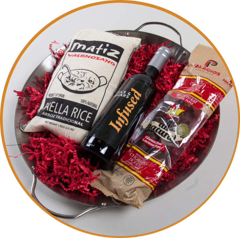 Paella Gift Package