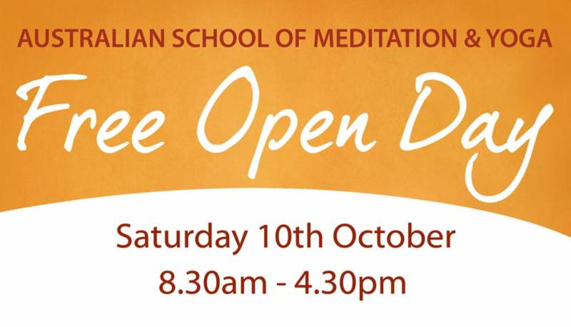 FREE OPEN DAY INFO