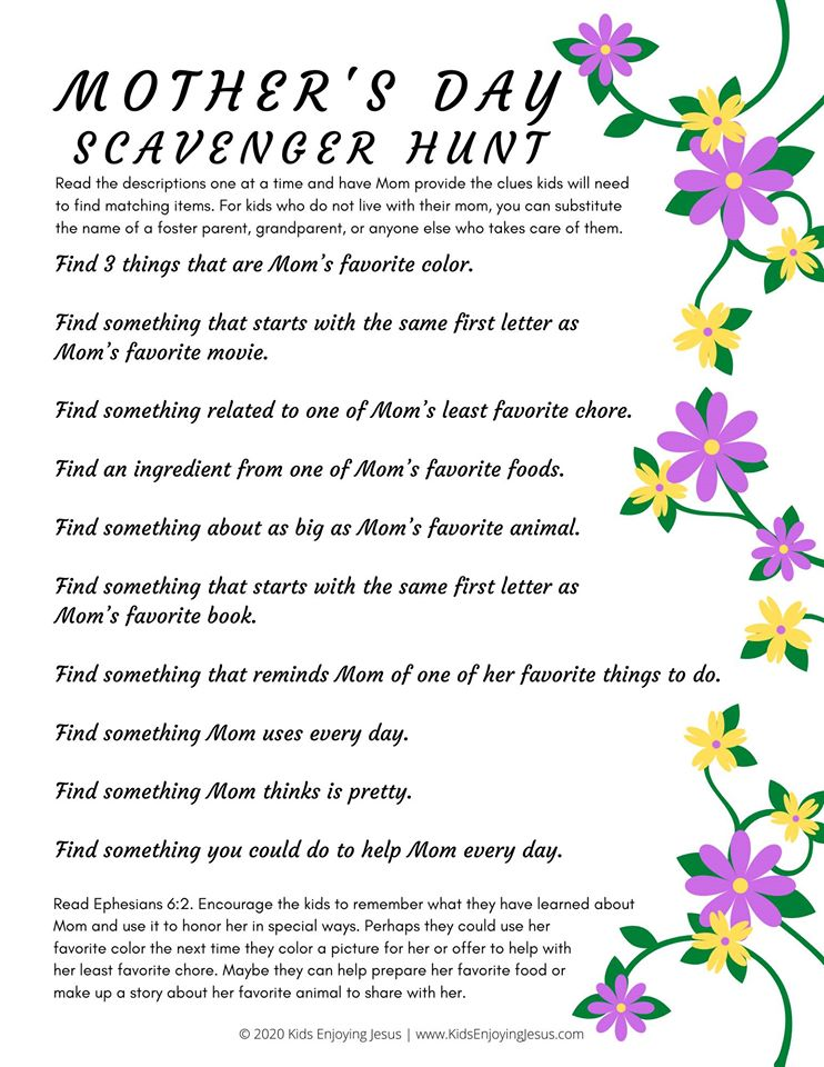 Mothers Day Scavenger Hunt.jpg