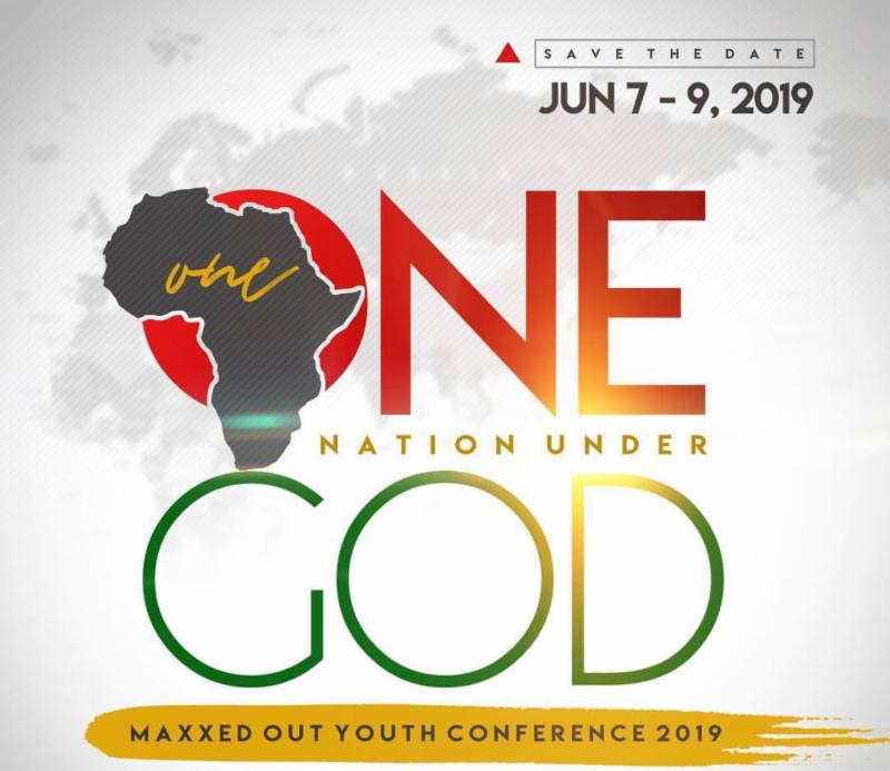 Maxxed Out Youth Conference 2019