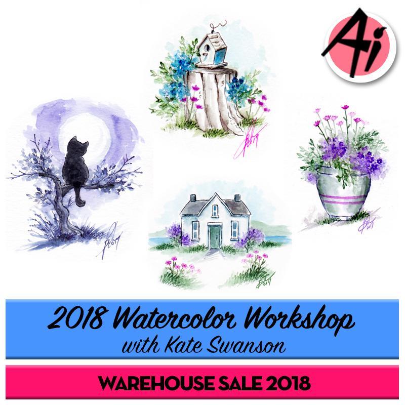 2018 Watercolor
