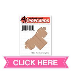 PopCard Template