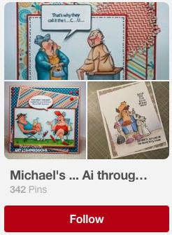 Michaels Pinterest Board