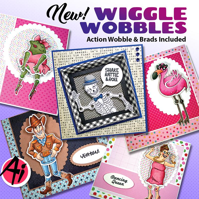 NEW Wiggle Wobbles