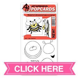 Bee PopCard
