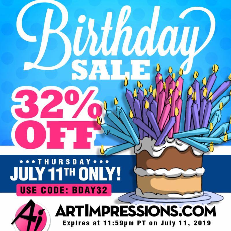 Birthday Sale 32_ Off
