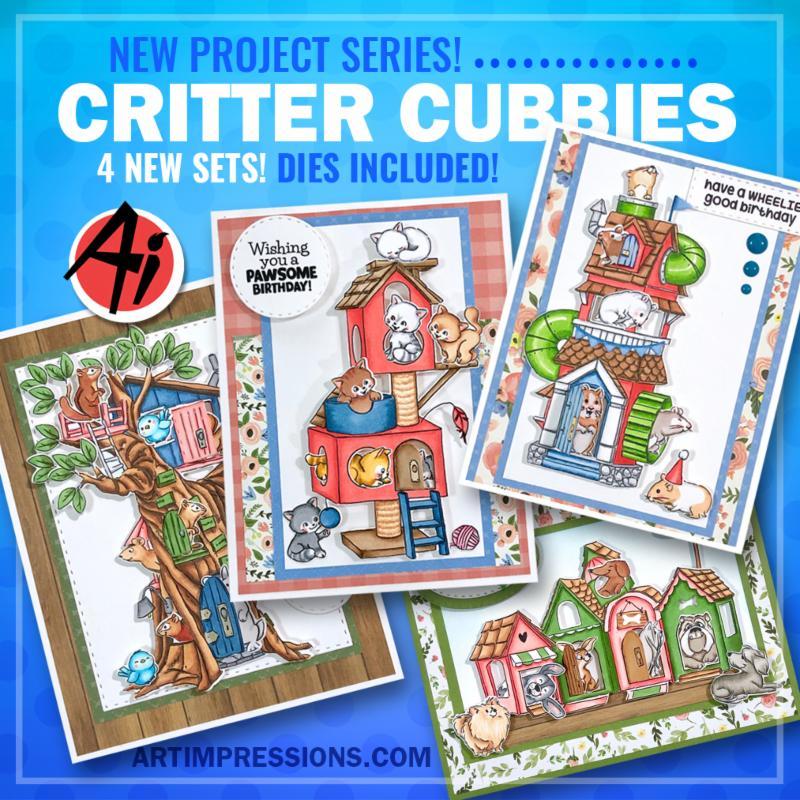 Critter Cubbies