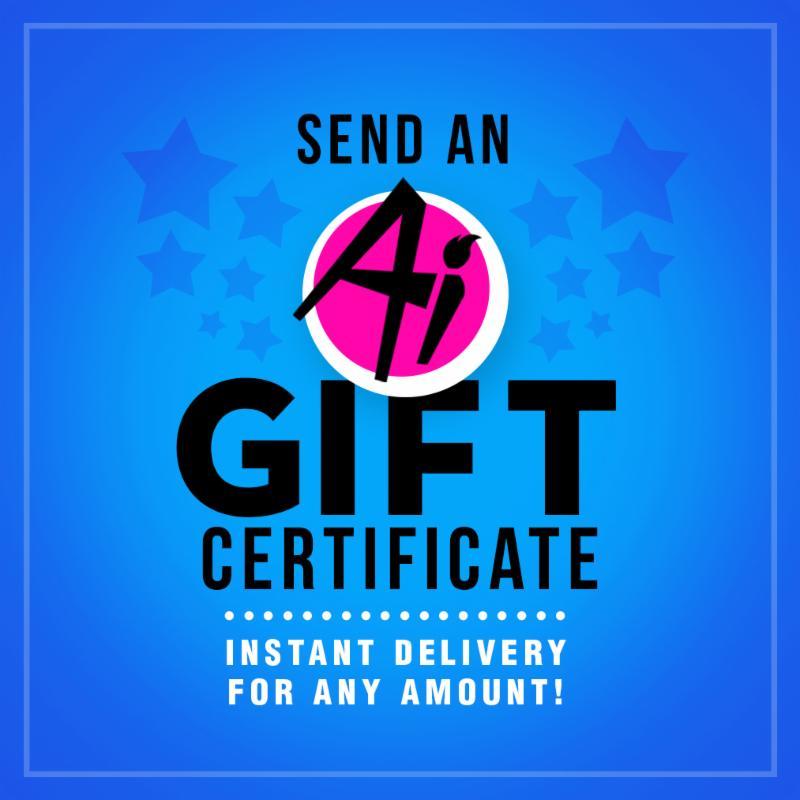 Ai Gift Certificate