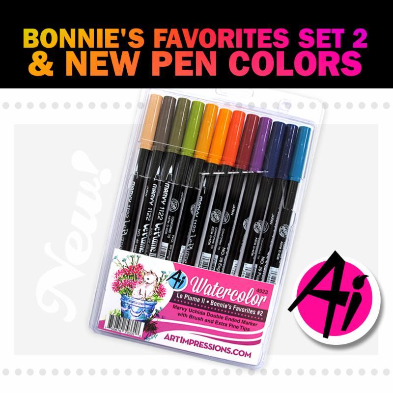 Bonnie_s Favorite Pen Set 2