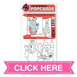 Oldie PopCard