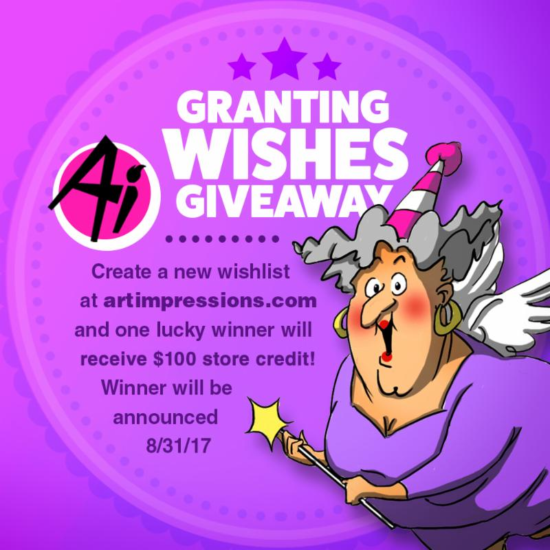 Granting Wishes Giveaway