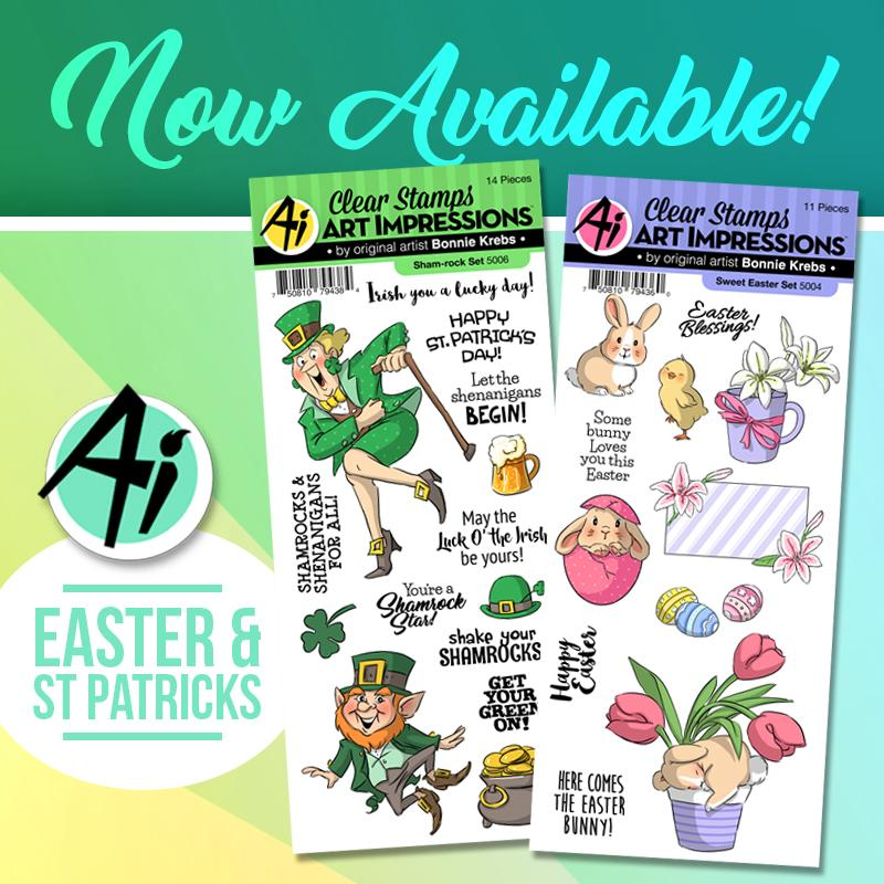 NEW Easter _ St Pat
