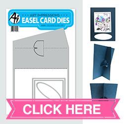Square Easel Die
