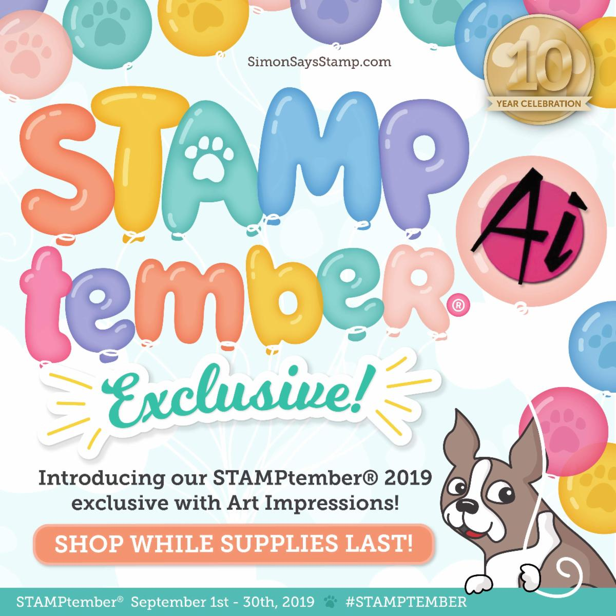 Stamptember