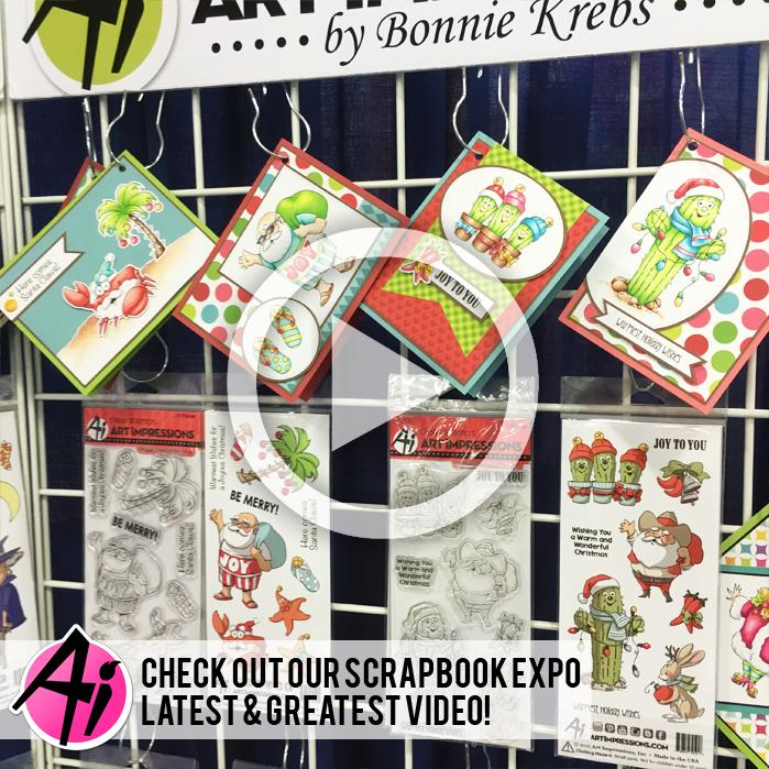 Scrapbook Expo Ai Warm Christmas Video