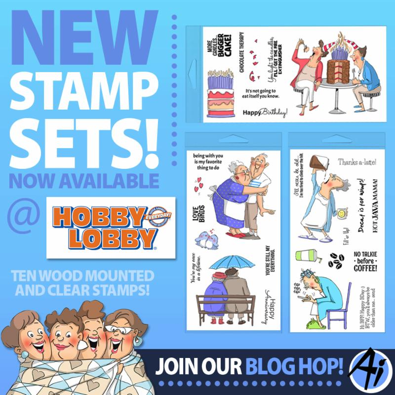 New Stamp Sets at HL