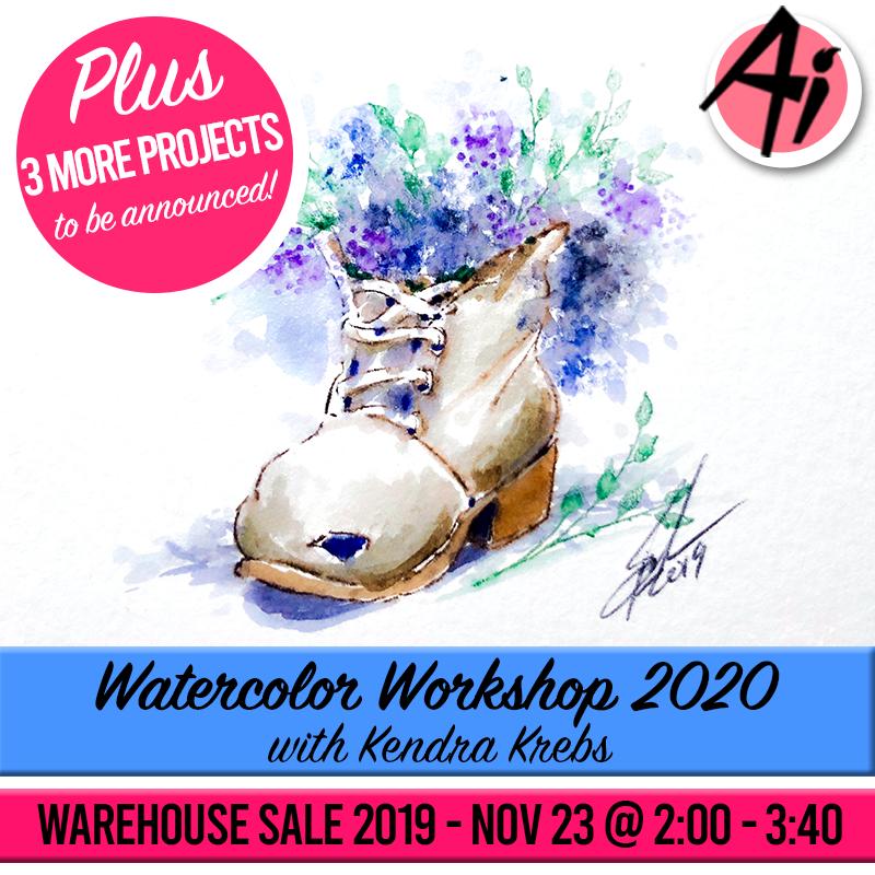 Watercolor Workshop 2020