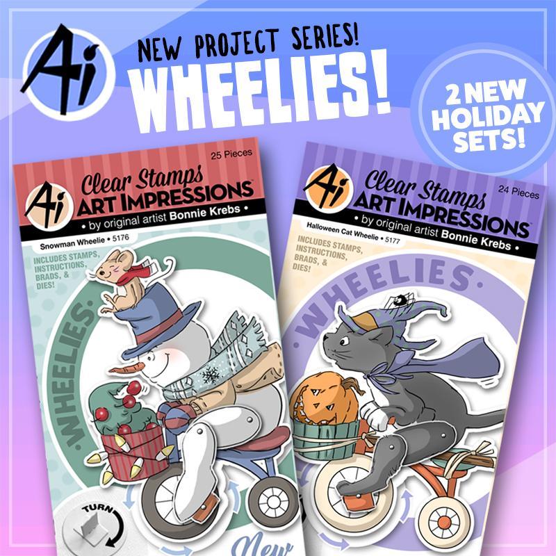 NEW Wheelies