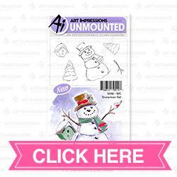 WC Snowman Set