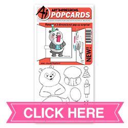 Panda PopCard
