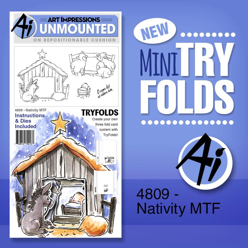 NEW Mini TryFolds