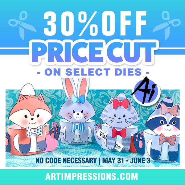 Price Cut on Select Dies