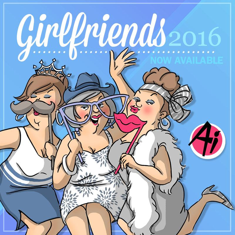 Girlfriends 2016