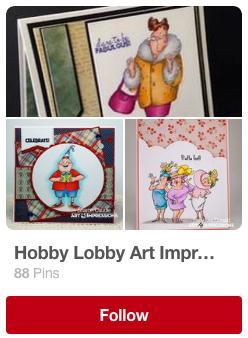 Hobby Lobby Pinterest Board