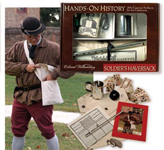 Hands-On History Kit - Soldier's Haversack