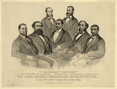 African American Senators
