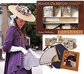 Hands-On History Kit - Lady's Pocket