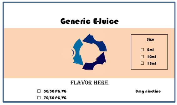 ejuice, flavor, graph