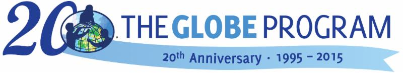 GLOBE 20th banner