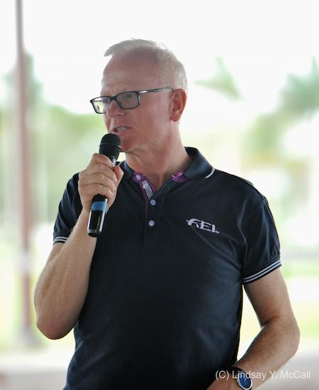 Kjell Myhre. Photo (C) Lindsay Y. McCall