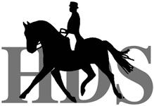 Houston Dressage Society Logo