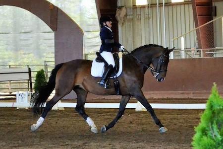 Lara With Horse Ep 1