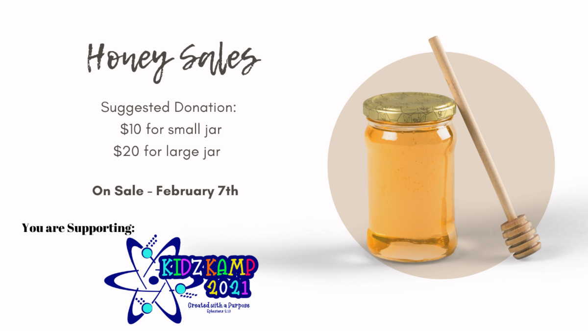 Honey Fundraiser.png