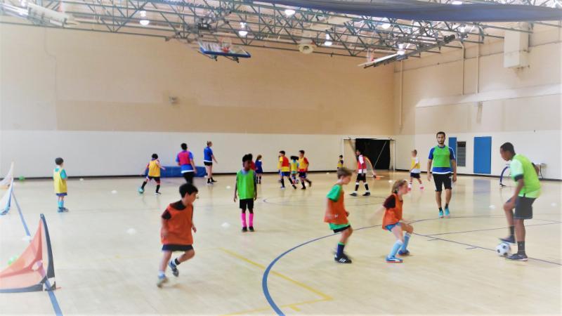 Golden Boot indoor soccer