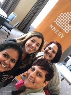 staff at NNEDV Tech Safety 2018